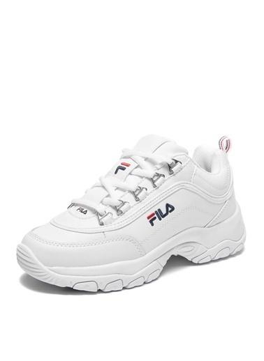 Fila Fila Strada Low Kadın Lifestyle Ayakkabı Beyaz